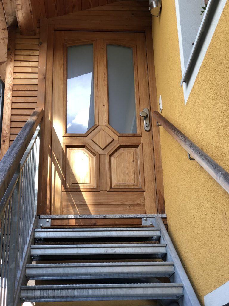 A Eingang 8